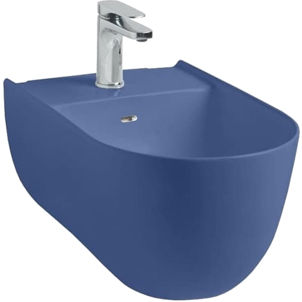 Биде Artceram The One THB001 16 00 подвесное Blu zaffiro унитаз artceram the one thv001 16 00 подвесной blu zaffiro