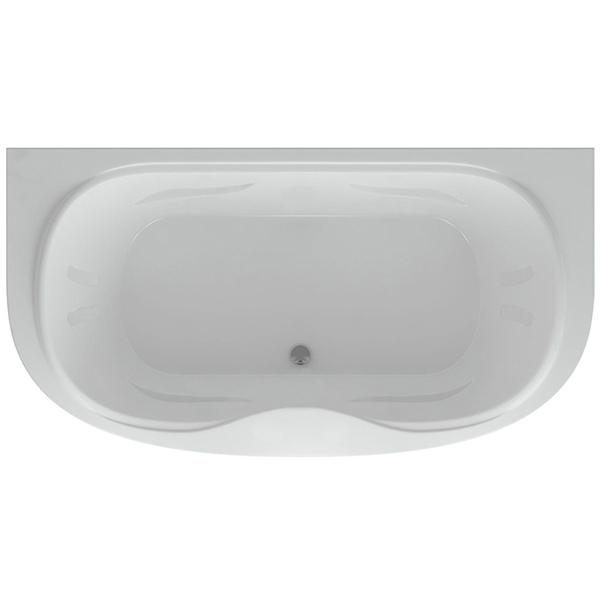 Акриловая ванна Акватек Мелисса 180х95 без гидромассажа