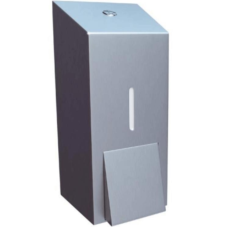 Дозатор для жидкого мыла Merida Stella Maxi DSM101 Матовый хром
