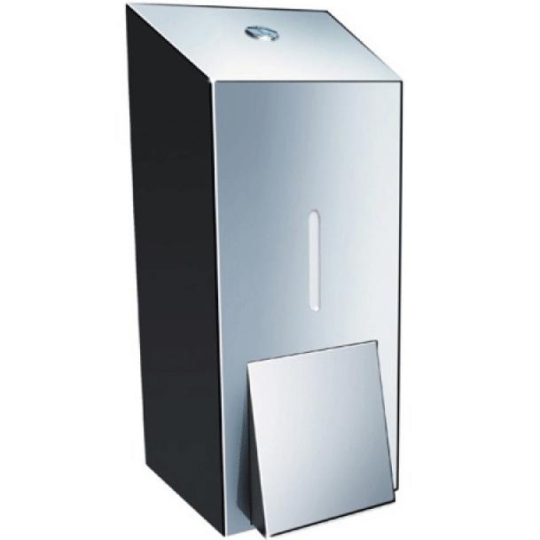 Дозатор для жидкого мыла Merida Stella Mini DSP102 Полированный хром
