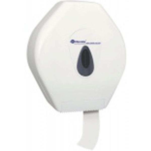 Держатель туалетной бумаги Merida Mega Top BTS001 Белый Серый туалетная бумага merida top тбт503 белый
