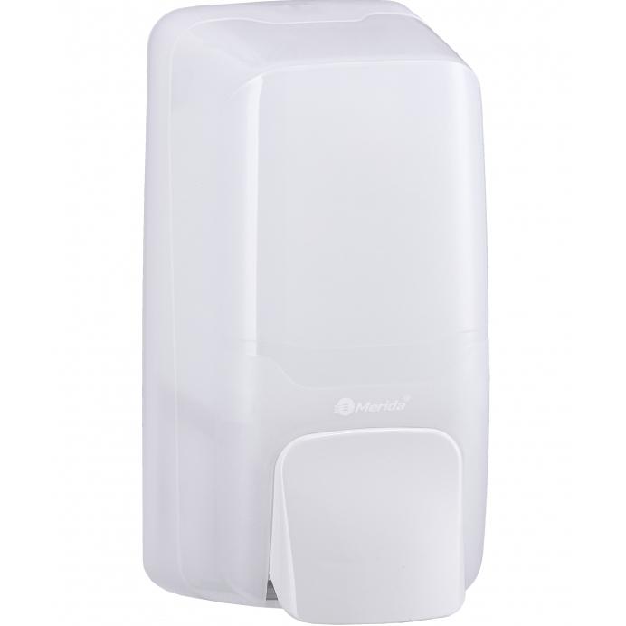 цена на Дозатор для жидкого мыла Merida Harmony Mini DHB102 Белый