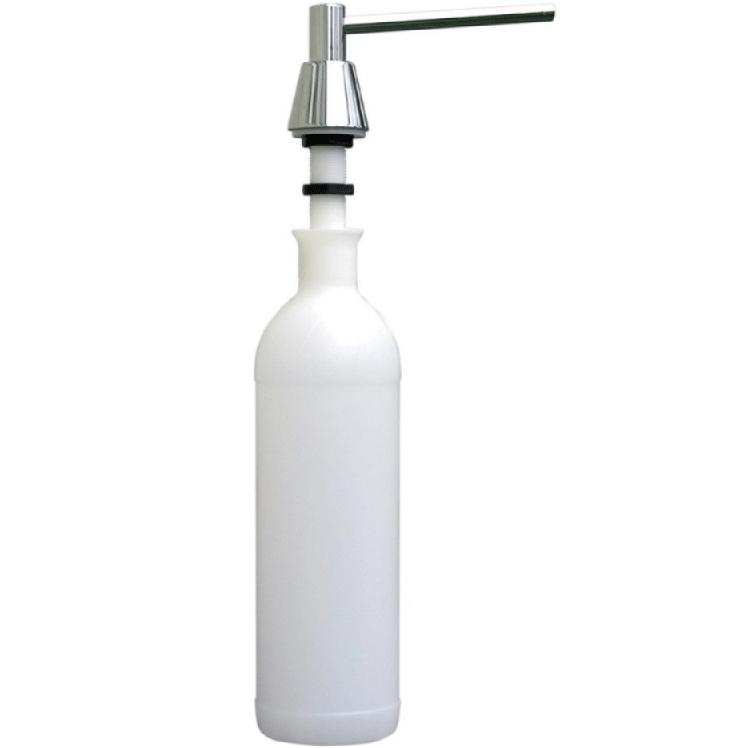 Дозатор для жидкого мыла Merida DWP101 Хром