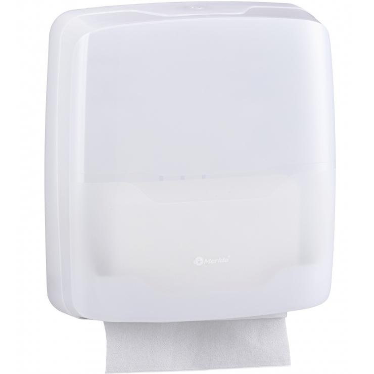 Держатель бумажных полотенец Merida Harmony AHB101 Белый wesco держатель для бумажных полотенец красный 322104 02 wesco