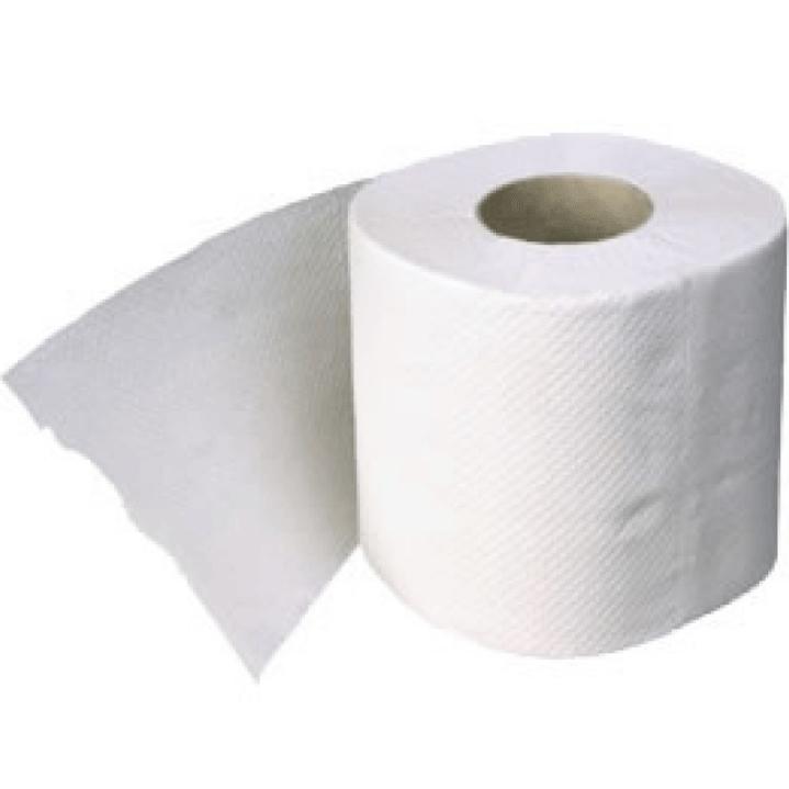 Туалетная бумага Merida БТБ02 Белая туалетная бумага merida top тбт503 белый