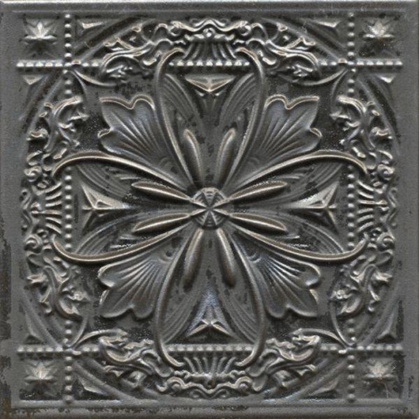 Керамическая плитка Aparici GatsbyLeadTin настенная 20,1х20,1 см