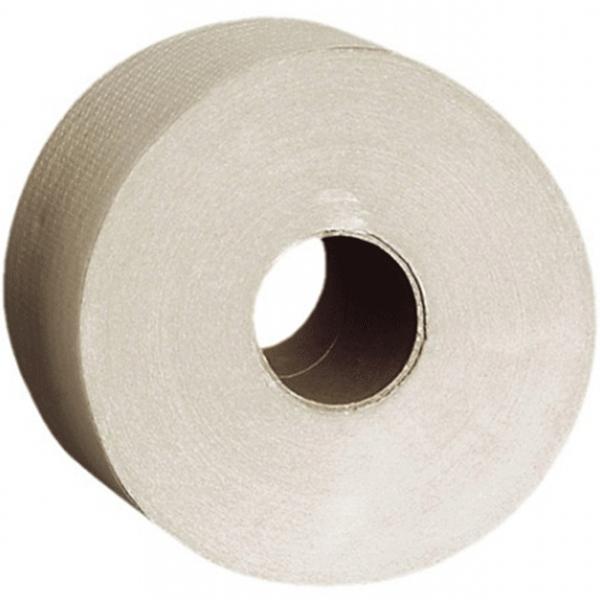 Туалетная бумага Merida Эконом Мини ТБЭ310 Светло-серая туалетная бумага merida top тбт503 белый