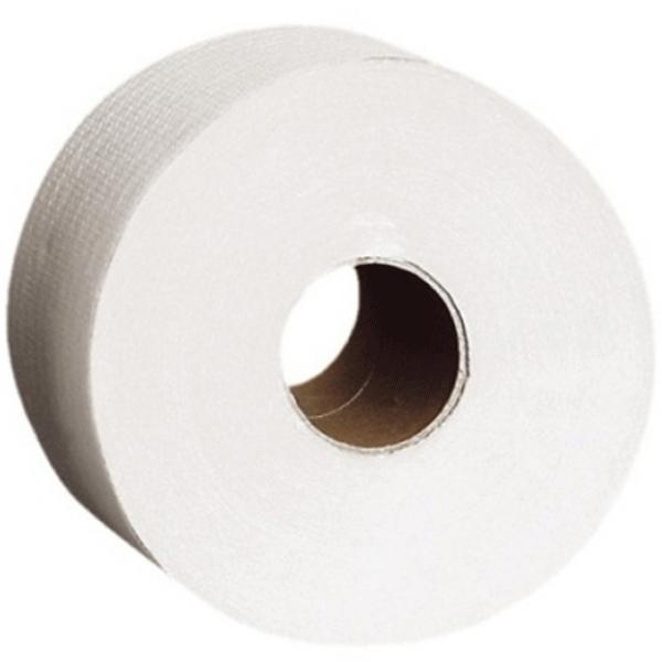 Туалетная бумага Merida Top Mini ТБТ203 Белая туалетная бумага merida top тбт503 белый