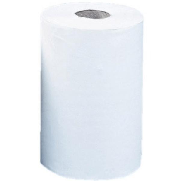 Бумажные полотенца Merida Top Mini БПРТ201 Белые