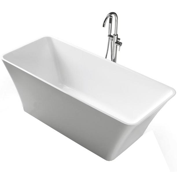 Акриловая ванна BelBagno BB60-1800-750 180х75 без гидромассажа недорого