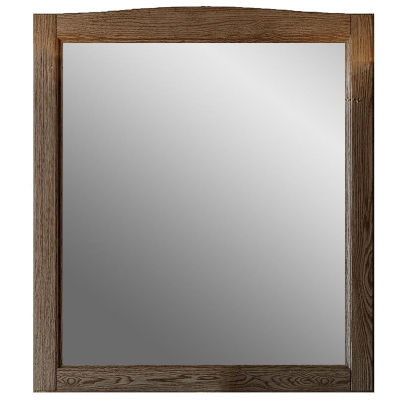 Зеркало ValenHouse Эллина 80 E80_ЗК Кальяри с отверстиями под светильники