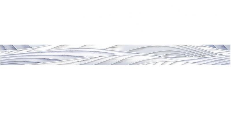Керамический бордюр Alma Ceramica Aline BWU12LIN16R 6,7х74см