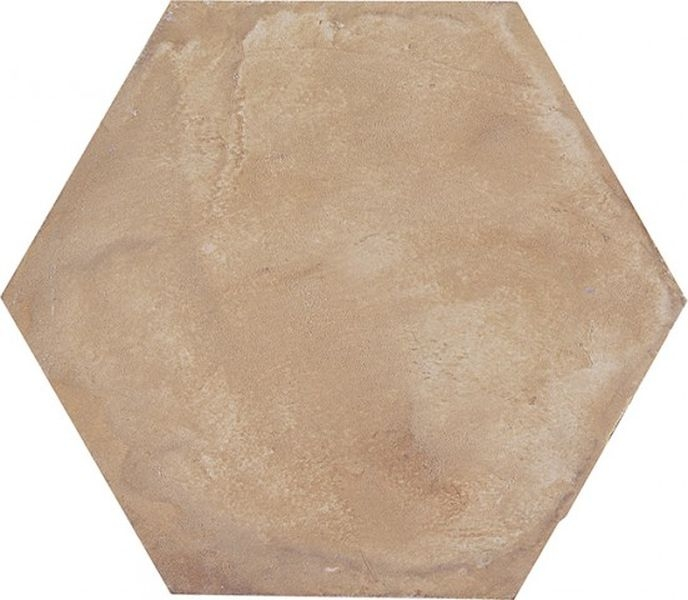 Керамогранит Marca Corona Terra Ocra Essagonо 21,6х25 см