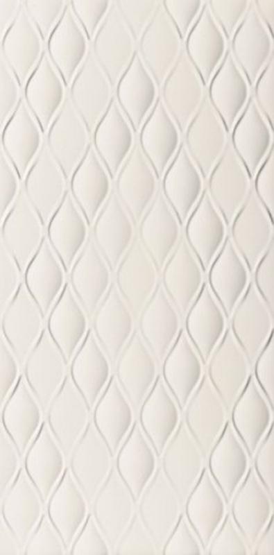Керамический декор Marca Corona 4D Drop White 40х80 см