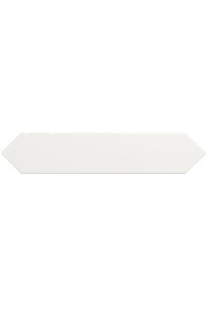 Керамическая плитка Equipe Arrow Pure White настенная 5х25 см керамическая плитка italon elite white london 5х25 600090000219 бордюр
