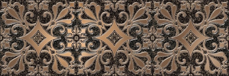 Керамический декор Alma Ceramica Marbella DWU11MBL402 20х60см anastacia marbella