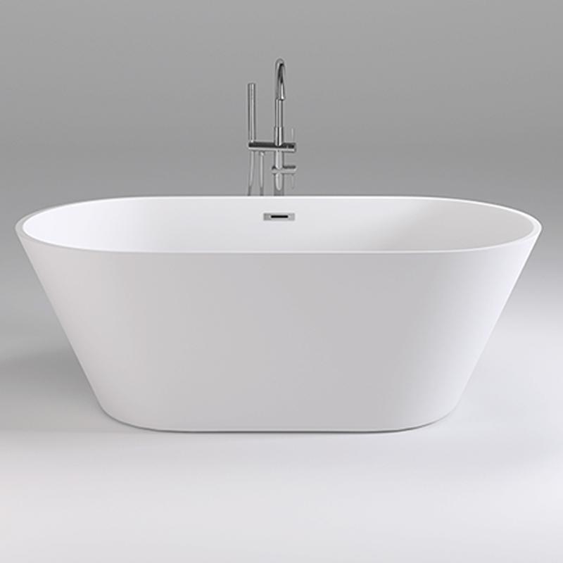 Акриловая ванна Black&White Swan 170x80 SB103 без гидромассажа блуза by swan by swan by004ewfnrk3