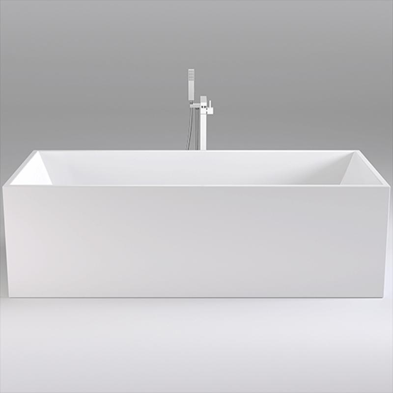 Акриловая ванна Black&White Swan 180x80 SB107 без гидромассажа