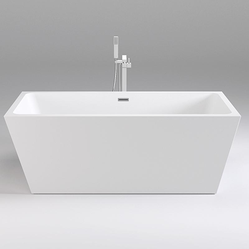 Акриловая ванна Black&White Swan 160x80 SB110 без гидромассажа блуза by swan by swan by004ewfnrk3