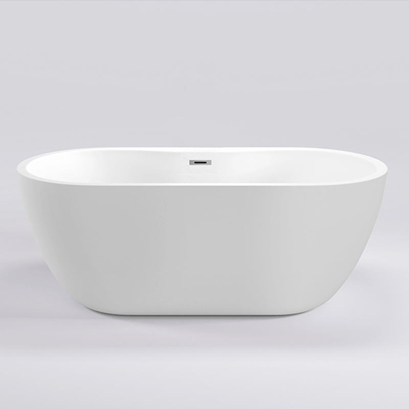 Акриловая ванна Black&White Swan 180x75 SB111 без гидромассажа