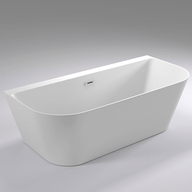 Акриловая ванна Black&White Swan 170x80 SB115 без гидромассажа акриловая ванна riho lusso plus 170x80 без гидромассажа ba1200500000000