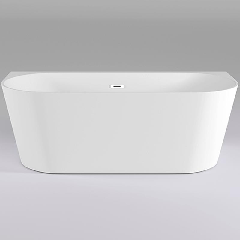 Акриловая ванна Black&White Swan 170x80 SB116 без гидромассажа