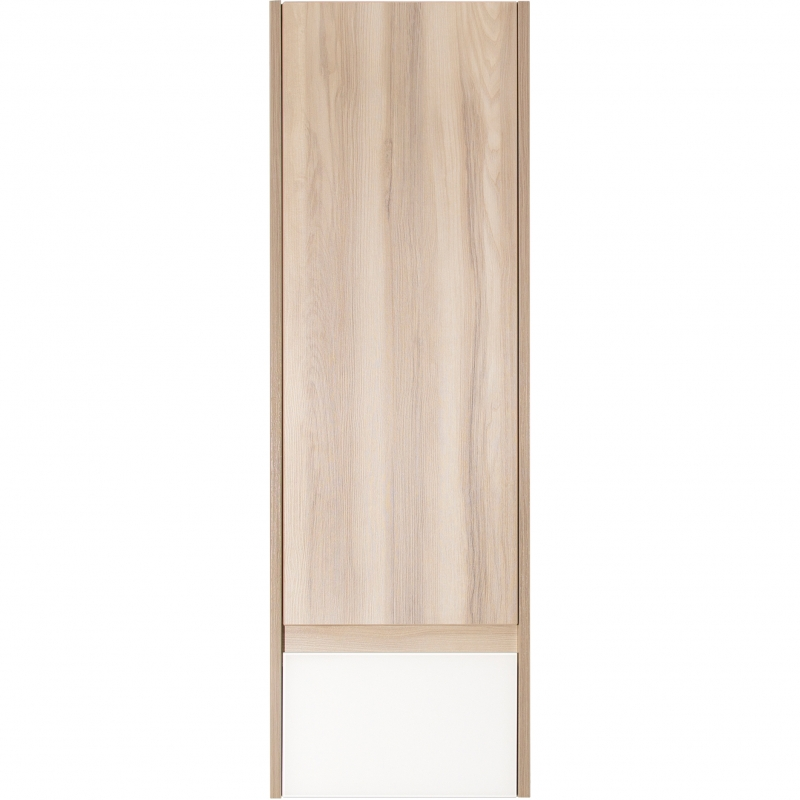 Шкаф пенал Style Line 36 Plus ЛС-00000673 подвесной Ориноко Белый лакобель шкаф пенал bellezza рокко 35 подвесной красный белый