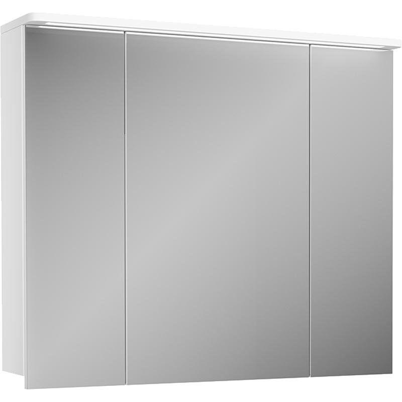 Зеркальный шкаф Diborg Katarine 80 77.4105 с подсветкой зеркальный шкаф bellezza миа 85 с подсветкой l белый