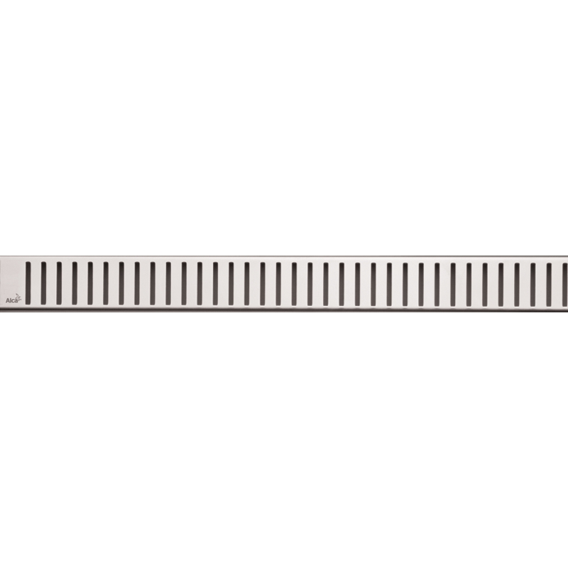 Решетка для лотка Alcaplast PURE-1450L Хром глянцевый