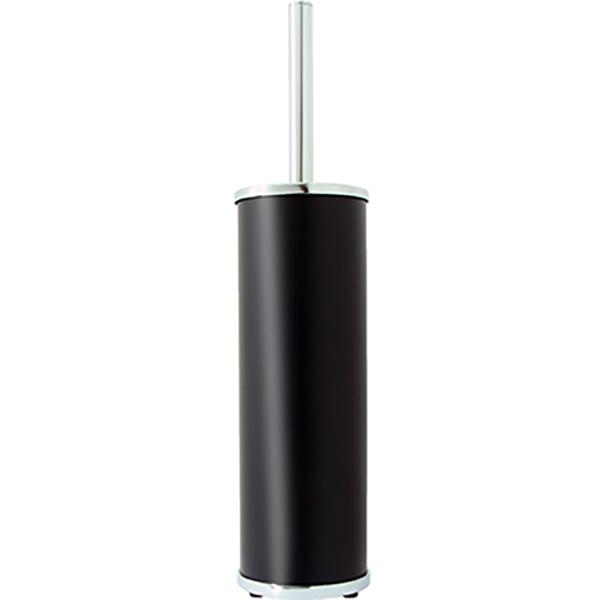Ершик для унитаза WasserKRAFT K-1027BLACK Черный Хром