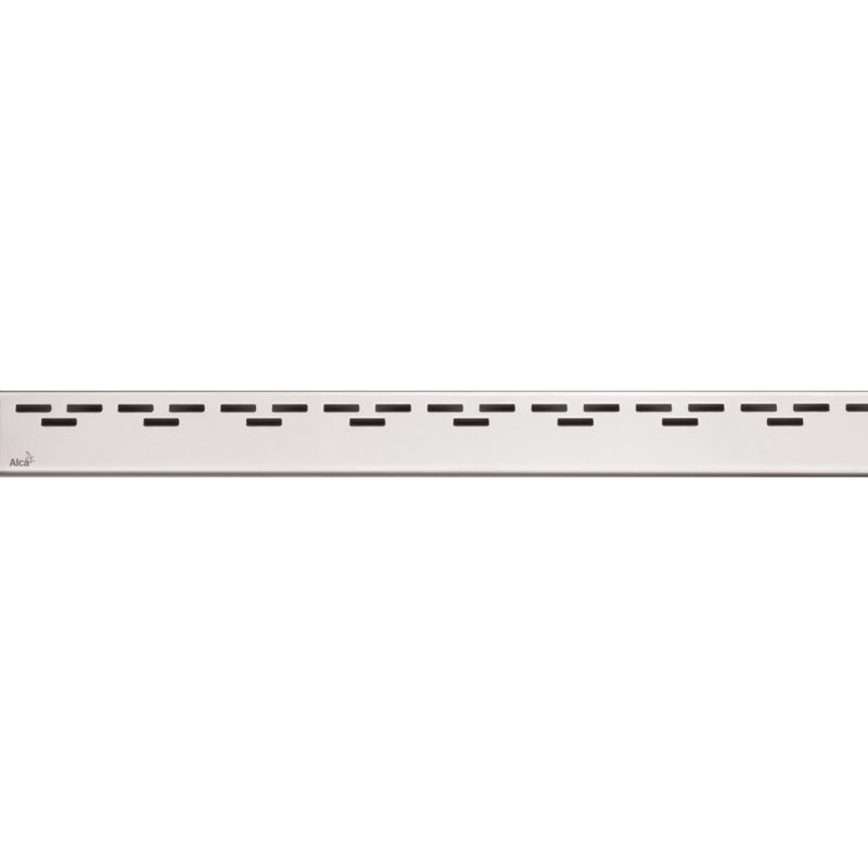 Решетка для лотка Alcaplast HOPE-850L Хром глянцевый решетка для лотка alcaplast dream 850l хром глянцевый