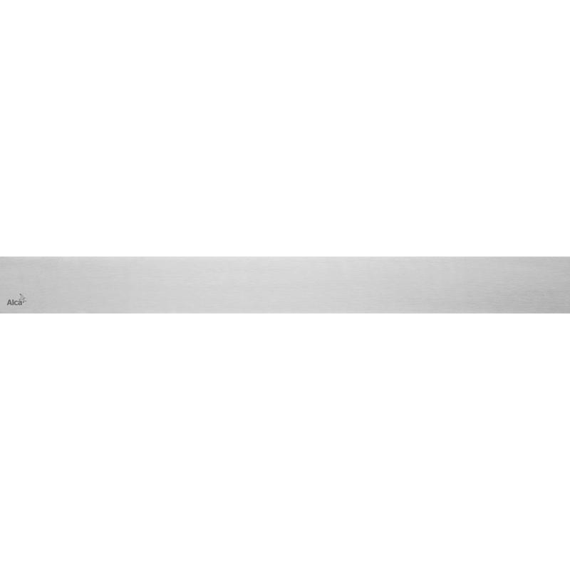 Решетка для лотка Alcaplast POSH-850MN Хром матовый фото
