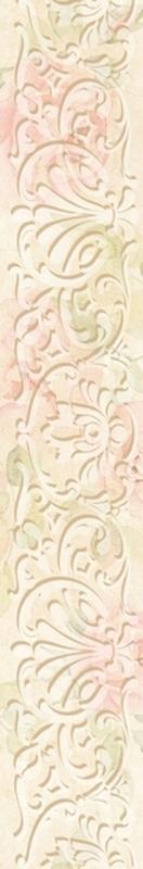Керамический бордюр Lasselsberger Ceramics Декупаж 1507-0009 7,5х45 см декупаж керамики