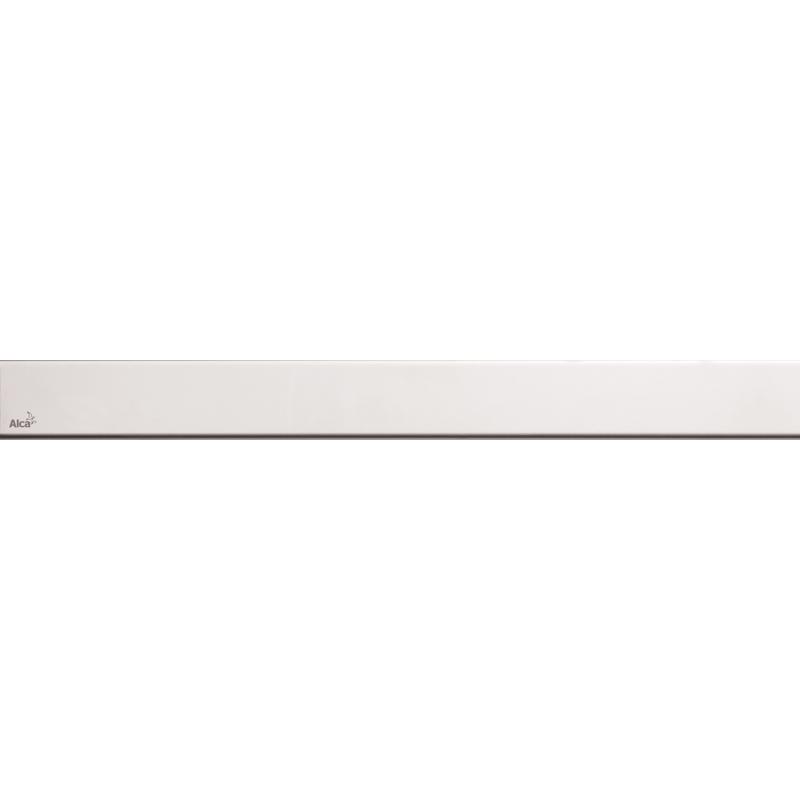 цена Решетка для лотка Alcaplast DESIGN-1050MN Хром матовый