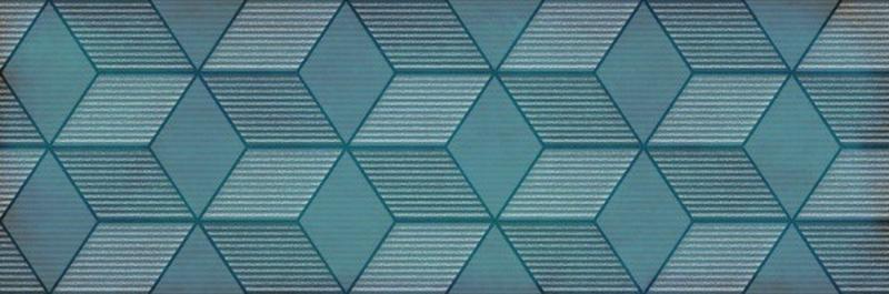 Керамический декор Lasselsberger Ceramics Парижанка Гексагон бирюзовый 1664-0185 20х60 см третьякова л парижанка isbn 5902058112