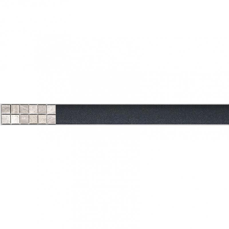Решетка для лотка Alcaplast INSERT-850 под плитку drawstring waist insert jogger pants