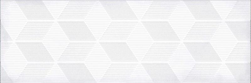 Керамический декор Lasselsberger Ceramics Парижанка Гексагон белый 1664-0184 20х60 см miles 0184