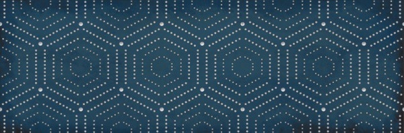 Керамический декор Lasselsberger Ceramics Парижанка Геометрия синий 1664-0180 20х60 см подвески charmelle подвеска pd 0180 pd 0180
