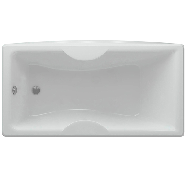 Акриловая ванна Акватек Феникс 160х75 без гидромассажа