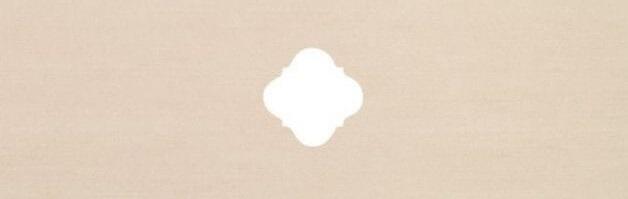 Керамический декор Aparici Dress Crema B-Insert 25,1x75,6см