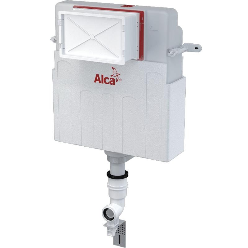 Смывной бачок Alcaplast Basicmodul AM112 для унитаза с двумя режимами смыва