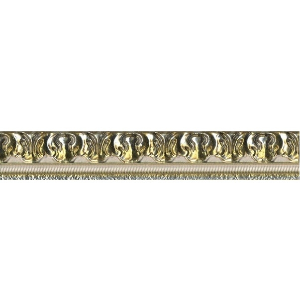 Бордюр Aparici Elegy Chisel Gold Moldura 4x31.6см бордюр aparici enigma symbol moldura 3x20