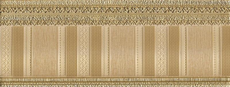 Бордюр Aparici Femme Jasmin Gold Zocalo 12x31.6см