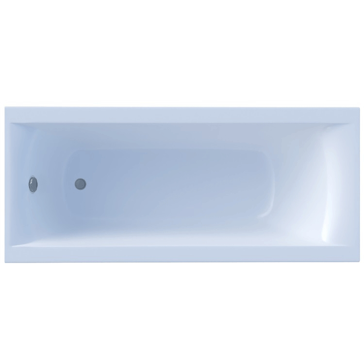 Ванна из литьевого мрамора Astra Form Нью-Форм 160х70 без гидромассажа в цвете Ral ванна из литьевого мрамора astra form нейт 160х70 без гидромассажа