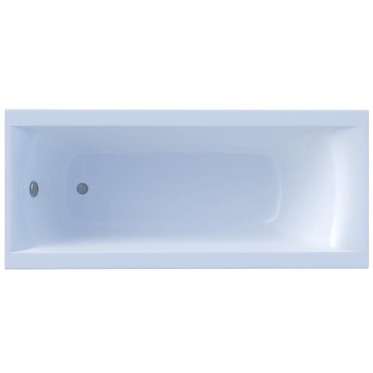 Ванна из литьевого мрамора Astra Form Нью-Форм 170х80 без гидромассажа в цвете Ral ванна из литьевого мрамора astra form прима 185х90 без гидромассажа в цвете ral