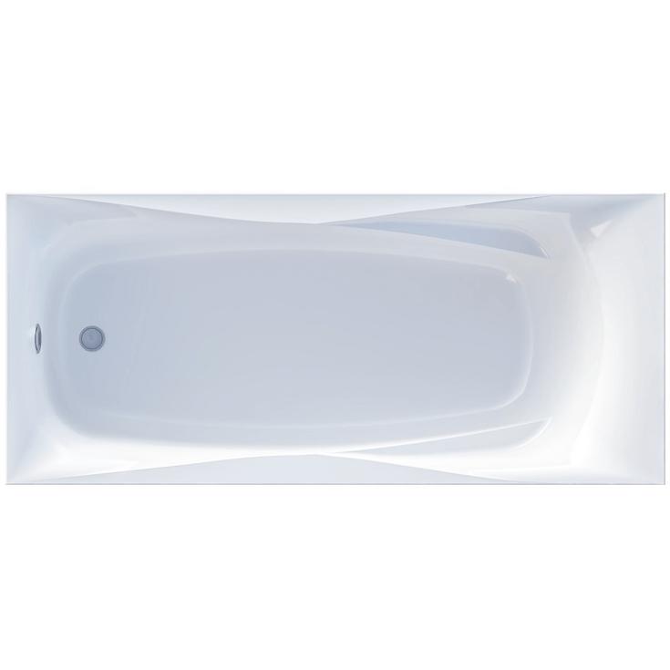 Ванна из литьевого мрамора Astra Form Вега Люкс 180х80 без гидромассажа