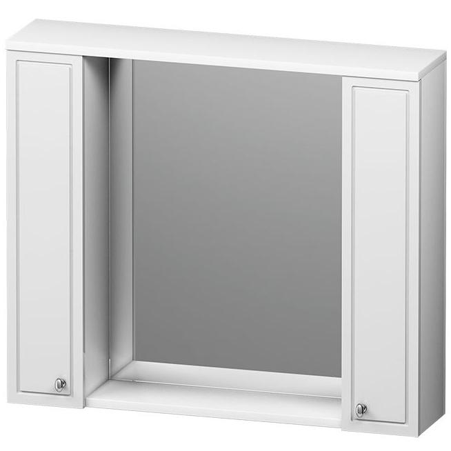 Зеркало со шкафом Damixa RedBlu Palace One 85 M41MPX0851WG с подсветкой Белый
