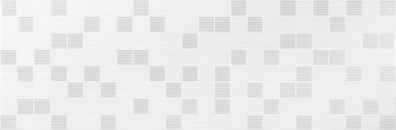 Мозаика Azuliber Gloss Infinity Blanco 20x60 cм azulev museum visual ivory 20x60