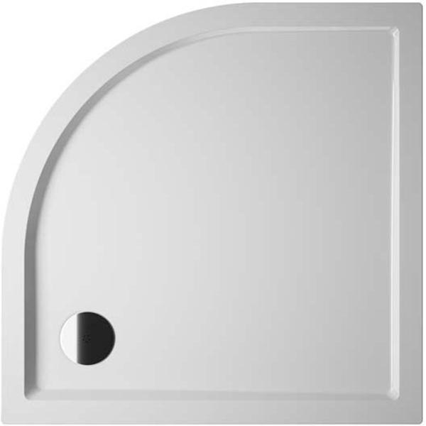 Акриловый поддон для душа Riho Davos 279 80x80 DA8700500000000 Белый без антискользящего покрытия