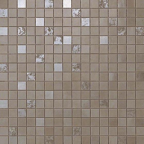 Atlas Concorde Dwell 9DQG Greige Mosaico Q 30,5x30,5см керамическая плитка atlas concorde dwell greige mosaico q 30 5х30 5 мозаика